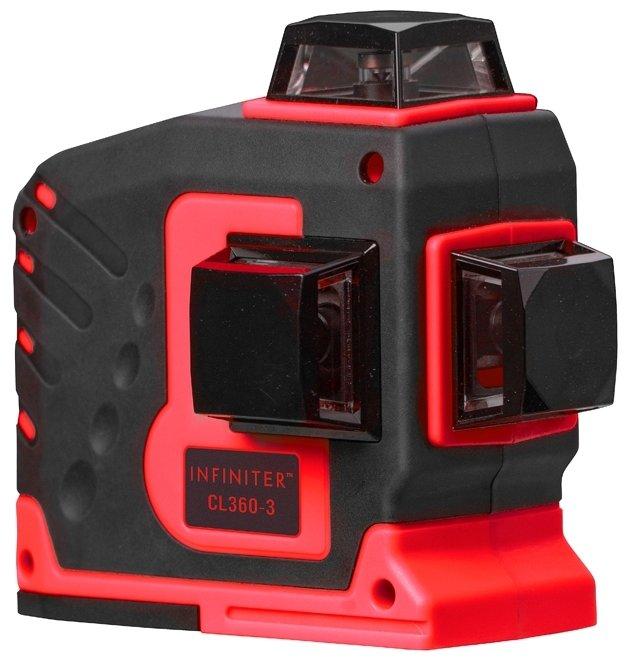 Лазерный уровень INFINITER CL360-3 (1-2-125)