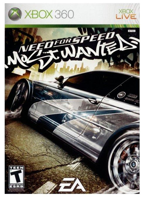 Need For Speed: Most Wanted — купить по выгодной цене на Яндекс.Маркете