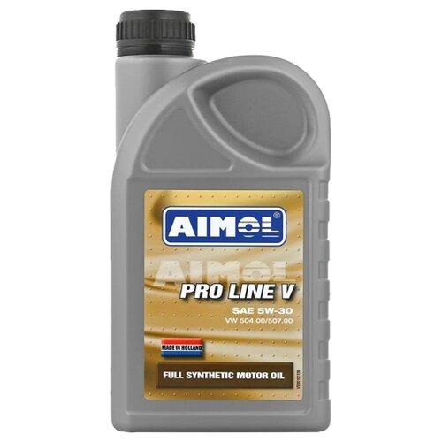 Моторное масло Aimol Pro Line V 5W-30 1 л моторное масло aimol pro line f 5w 30 1 л 8717662396557