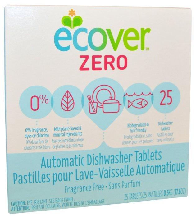 Ecover Zero таблетки