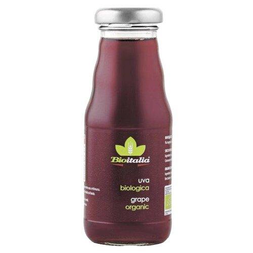 Сок Bioitalia Виноградный, без сахара, 0.2 лСоки, нектары, морсы<br>