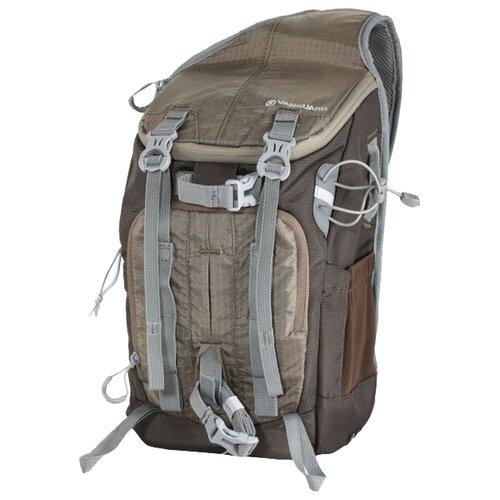 Фото - Рюкзак для фотокамеры VANGUARD Sedona 34 коричневый printio рюкзак 3d городской пейзаж