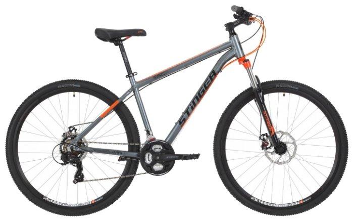 Велосипед для взрослых Stinger Graphite STD 29 (2018)