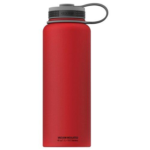 Термобутылка Asobu The mighty flask, 1.1 л красный