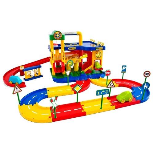 Купить Wader Паркинг Garage №1 37831, Детские парковки и гаражи