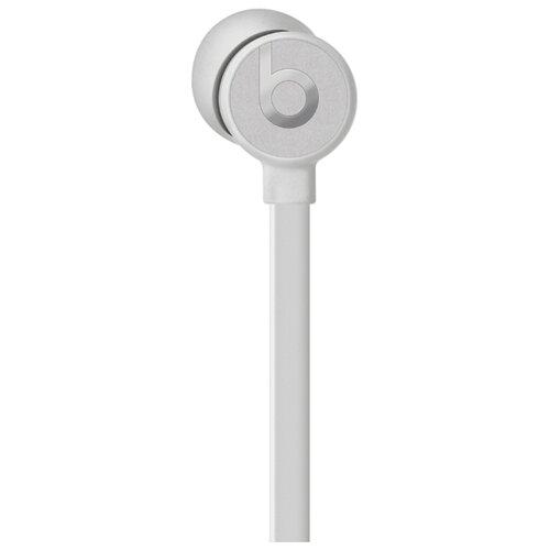 Беспроводные наушники Beats BeatsX Wireless матовое серебро беспроводные наушники beats solo3 wireless атласное серебро