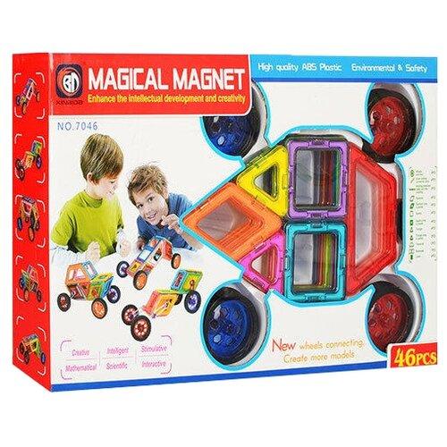 Магнитный конструктор Xinbida Magical Magnet 7046-46