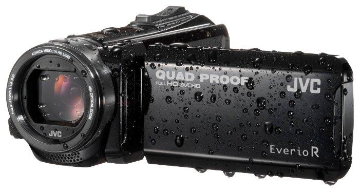 JVC Видеокамера JVC Everio GZ-R401
