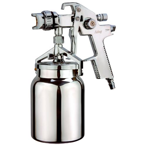 Краскопульт пневматический Fubag EXPERT S1000/1.5 HVLP краскопульт пневматический gav 162a 1 2 бс