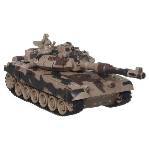 Танк Пламенный мотор Т-90 (87555) 1:28 27 см камуфляж цена 2017