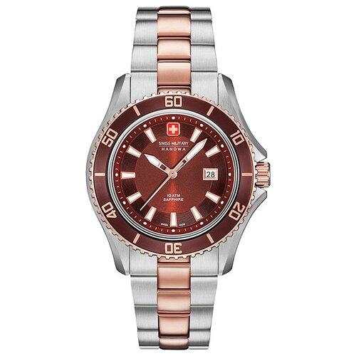 Наручные часы Swiss Military Hanowa 06-7296.12.005 наручные часы swiss military hanowa наручные часы