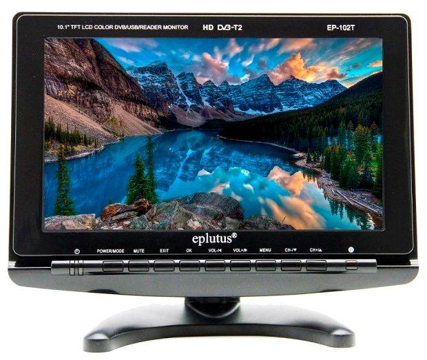 Автомобильный телевизор Eplutus EP-102T