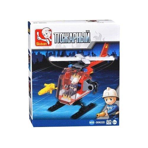 Купить Конструктор SLUBAN Пожарные спасатели М38-B0622D, Конструкторы