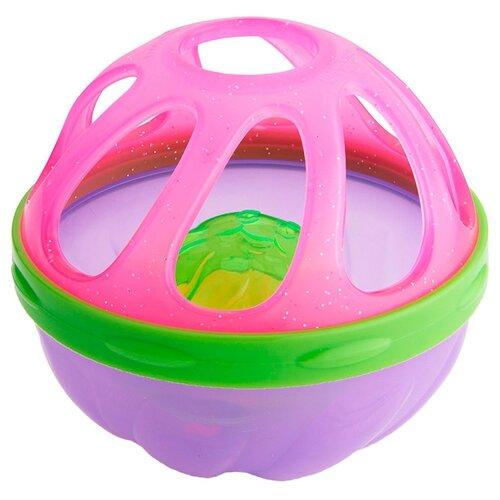 Купить Игрушка для ванной Munchkin Мячик для ванной (23209/11308) фиолетовый/розовый, Игрушки для ванной