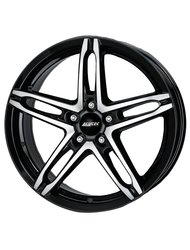 Диск колесный Alutec Poison 7x17/5x100 D63.3 ET38 Racing-black - фото 1