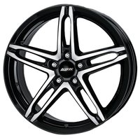 Колесный диск Alutec Poison 7x16/5x112 D57.1 ET48 Diamond Black Front Polished