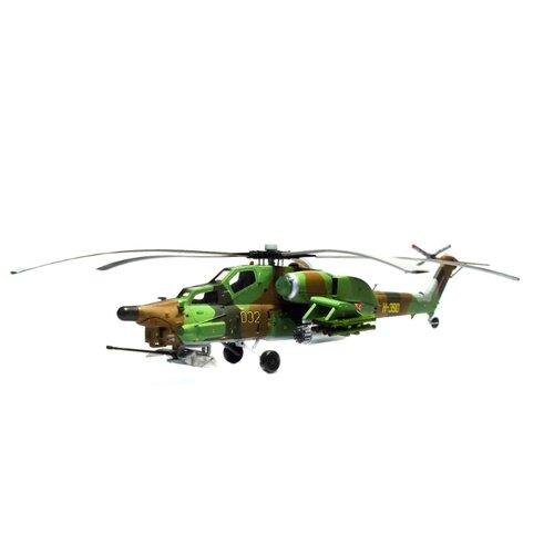 Купить Сборная модель ZVEZDA Российский ударный вертолёт Ми-28А (7246) 1:72, Сборные модели