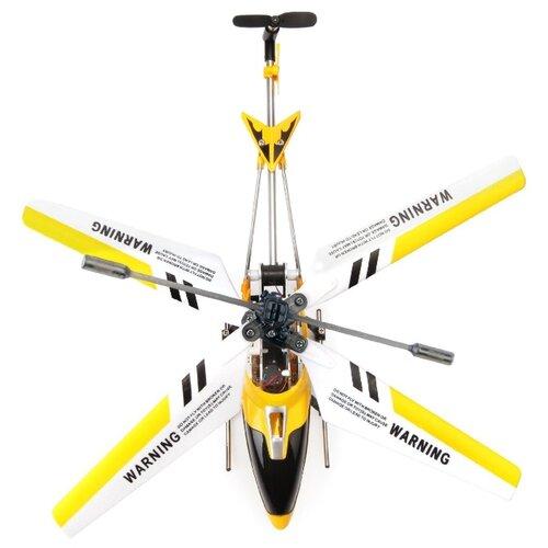 Вертолет Syma Phantom (S107G) 22 см желто-бело-черный syma x8sw d