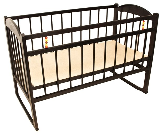 Кроватка Уренский леспромхоз Заюшка (качалка)