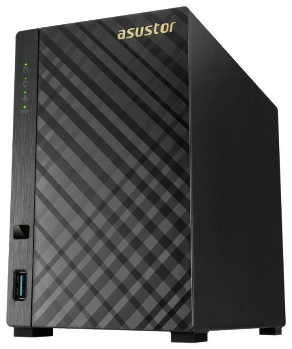 Сетевое хранилище (NAS) ASUSTOR AS3102T