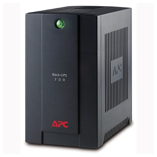 Интерактивный ИБП APC by Schneider Electric Back-UPS BX700U-GR