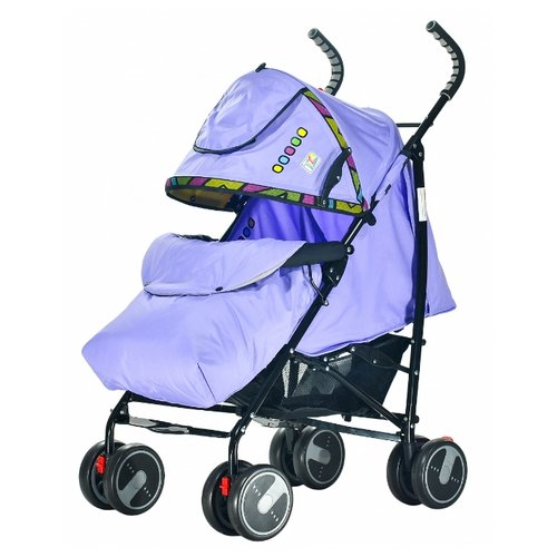 Прогулочная коляска Tizo Zany Violet tulip tizo