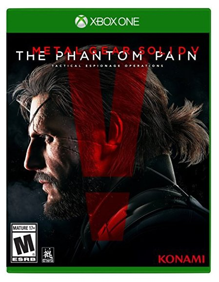 Metal Gear Solid V: The Phantom Pain фото 1