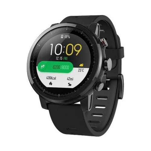 Купить Часы Amazfit Stratos (Smart Sports Watch 2) черный