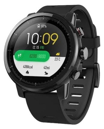Часы Amazfit Stratos (Smart Sports Watch 2)