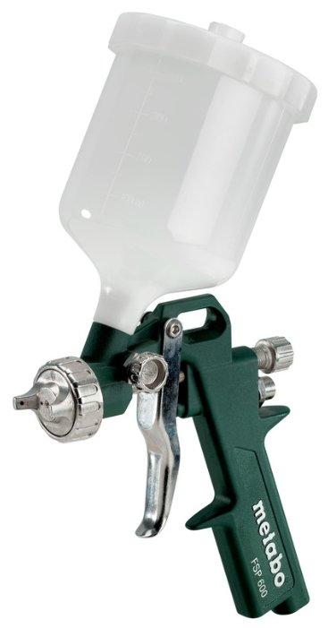 Краскопульт пневматический Metabo FSP 600
