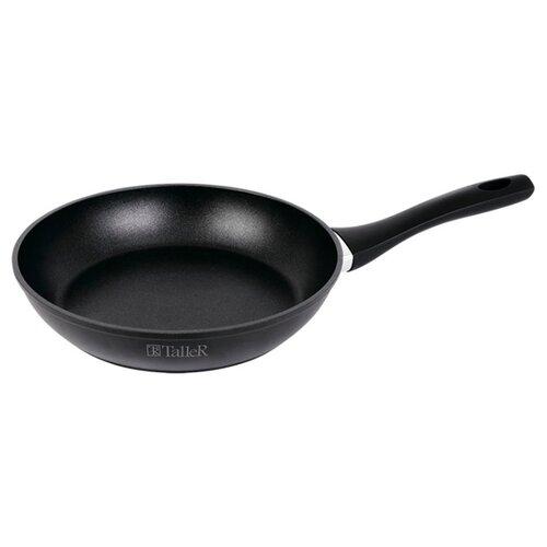 Сковорода Taller TR-4194 26 см, черный сковорода taller tr 44253 26 см черный