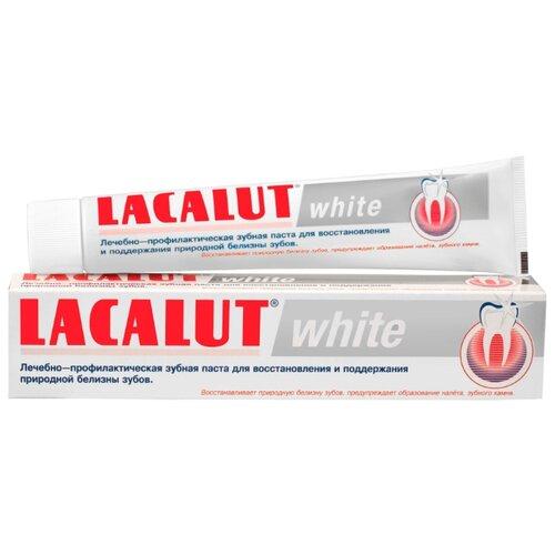 Зубная паста Lacalut White, 50 мл lacalut white