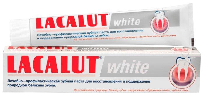 Blanx Pro Pure White Чистый белый зубная паста (75 мл)