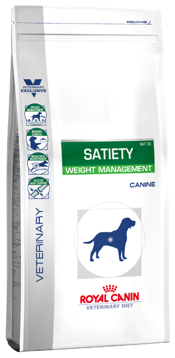 Корм для собак Royal Canin Satiety Weight Management SAT30