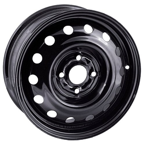 Колесный диск Trebl Х40039 5.5х15/4х100 D54.1 ET45, black