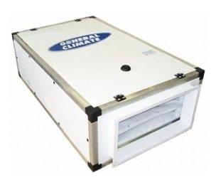 Вентиляционная установка General Climate GA 1500W