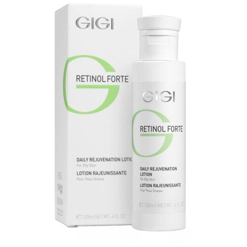 цена на Gigi лосьон для лица Retinol Forte Daily Rejuvenation Lotion for Oily Skin 120 мл