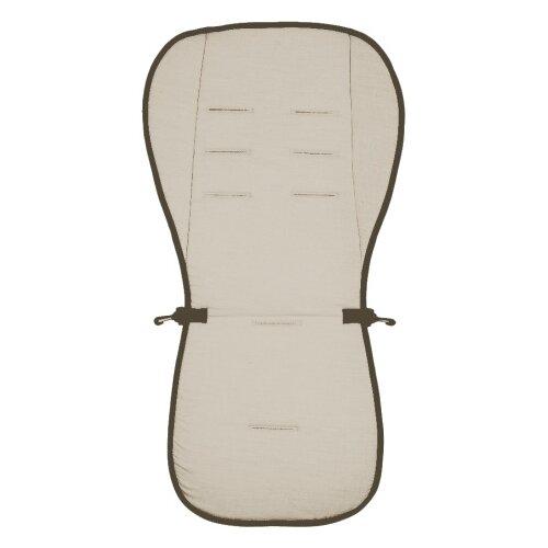 Купить Матрас для прогулочной коляски Altabebe Lifeline Polyester + 3D Mesh 83 x 42 бежевый, Матрасы и наматрасники
