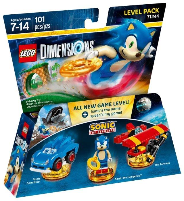 Набор Lego Level Pack: Соник