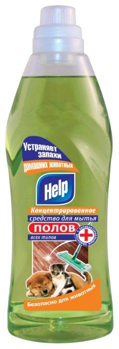 Help Средство для мытья полов с устранением запахов