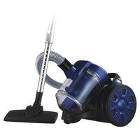 Пылесосы для сухой уборки HOME ELEMENT HE-VC1802 черный/синий пылесос мульти-циклон