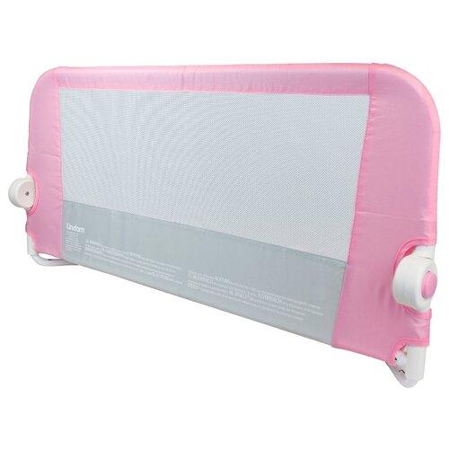 Купить Lindam Барьер на кроватку Easy Fit Bed Guard розовый, Ворота безопасности, перегородки