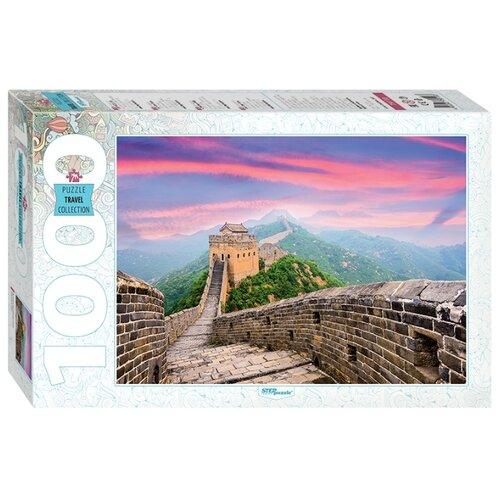 Купить Пазл Step puzzle Travel Collection Великая Китайская стена (79118), 1000 дет., Пазлы