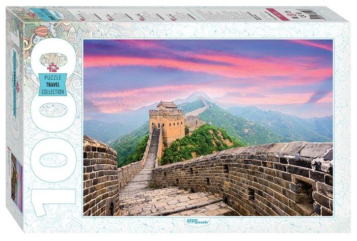 Пазл Step puzzle Travel Collection Великая Китайская стена (79118), 1000 дет.