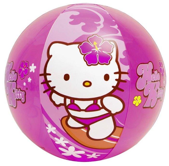Пляжный мяч Intex Hello Kitty Sanrio 58026