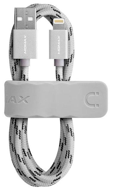 Кабель MOMAX Elite Link Lightning Cable (DDMMFILFP) 1 м