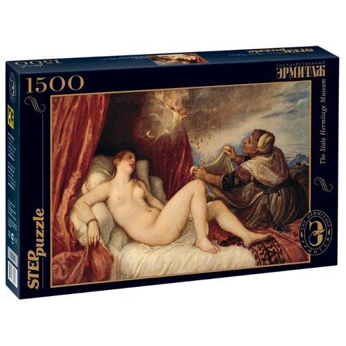 Купить Пазл Step puzzle Русские музеи Даная (83206), 1500 дет., Пазлы