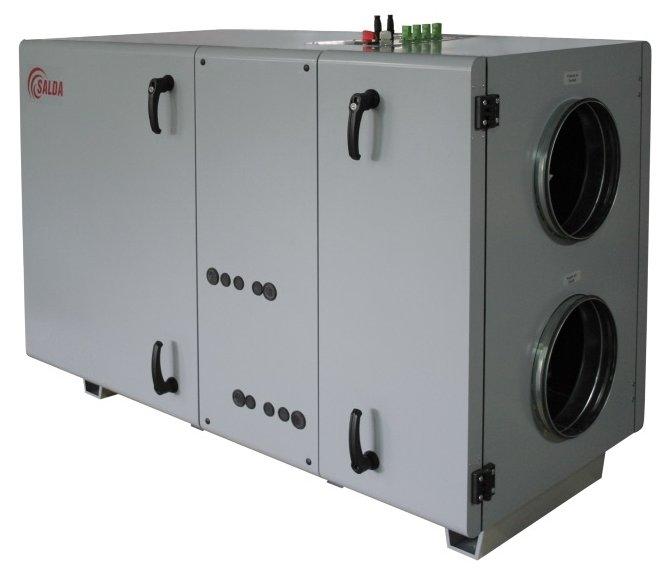 Вентиляционная установка Salda RIS 1000HE 3.0