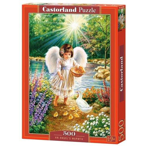 Купить Пазл Castorland An Angel's Warmth (B-52844), 500 дет., Пазлы