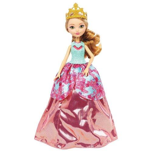 кукла mattel ever after high сказка наизнанку седар вуд cdm49 cdm51 Кукла Ever After High Эшлин Элла в трансформирующемся платье, 27 см, DNB90